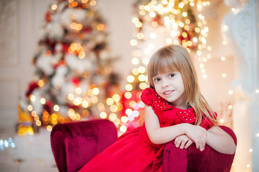 Новый год выбор подарка для девочки