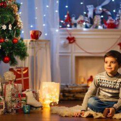 Подарок мальчику на Новый Год